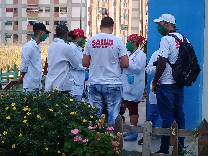 Protagonizan pesquisaje masivo en Caracas (+Audio y Vídeos)