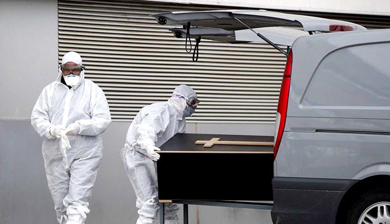 España, segundo país con más muertes por COVID-19