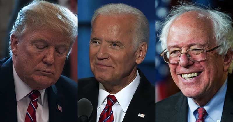 Preparan Biden y Sanders una agenda progresista para Estados Unidos