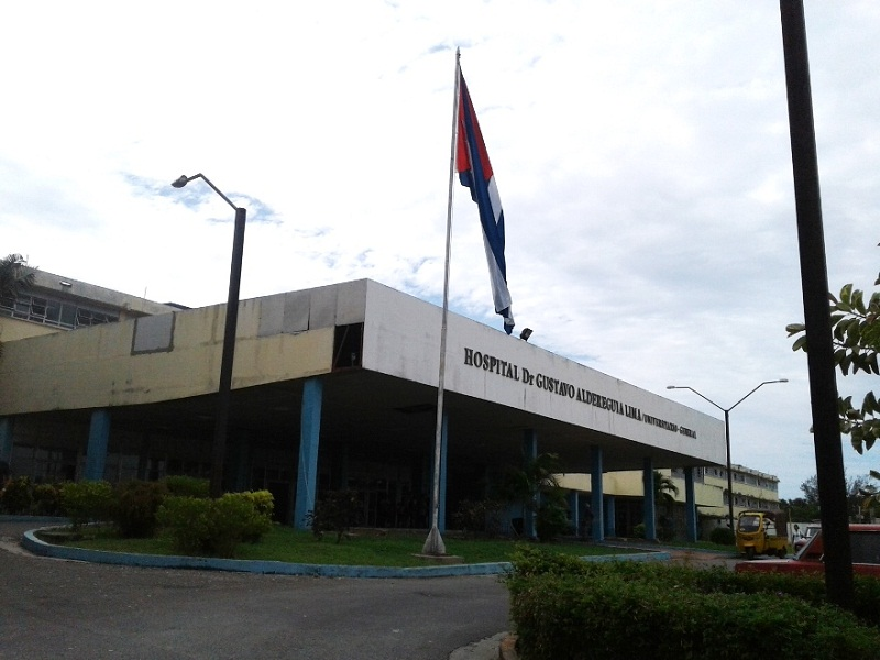Se recupera hospital cienfueguero de lamentable siniestro (+Fotos)