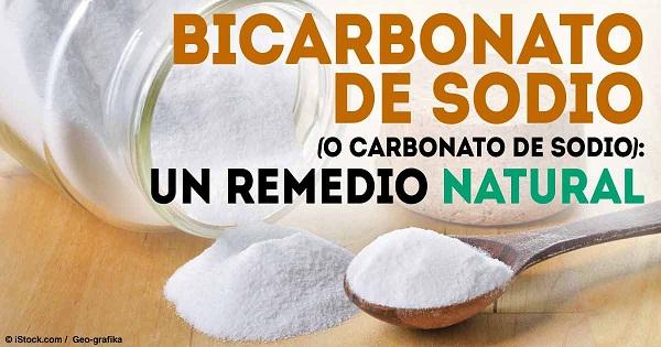 El bicarbonato de sodio, un aliado para el bienestar del hogar