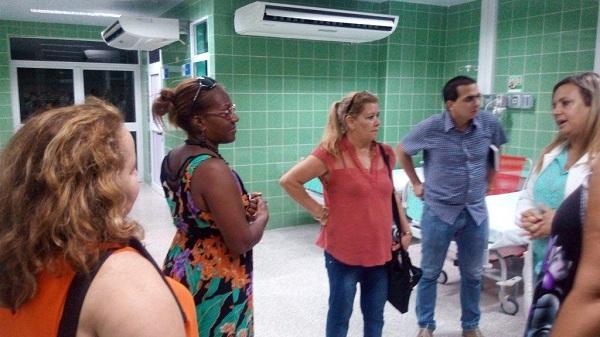 Diputados evalúan funcionamiento de servicios médicos en La Habana