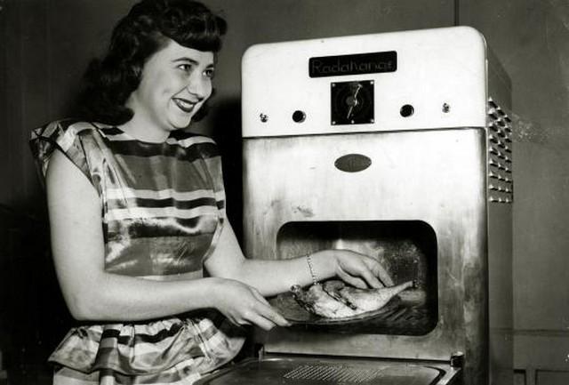 El microondas para calentar los alimentos y mucho más