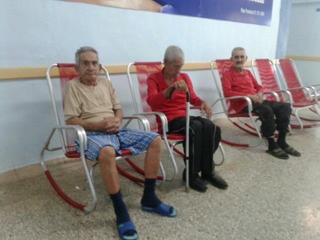 Inauguran ministro de Salud Pública Hogar de Ancianos en Mayabeque