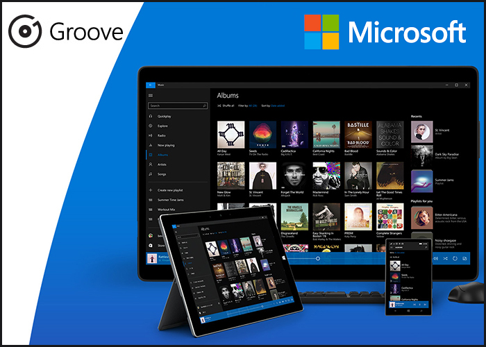 Microsoft suspende la distribución de música en streaming (+Video)
