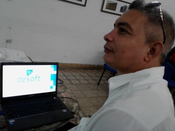 Presentó Cienfuegos Proyecto del Gobierno Electrónico