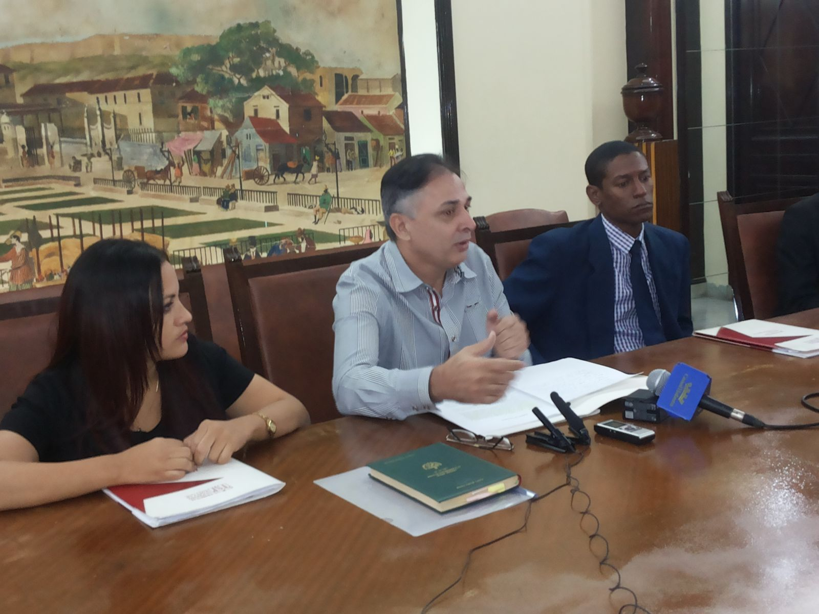 Tribunales en La Habana rinden cuenta de su gestión ante diputados