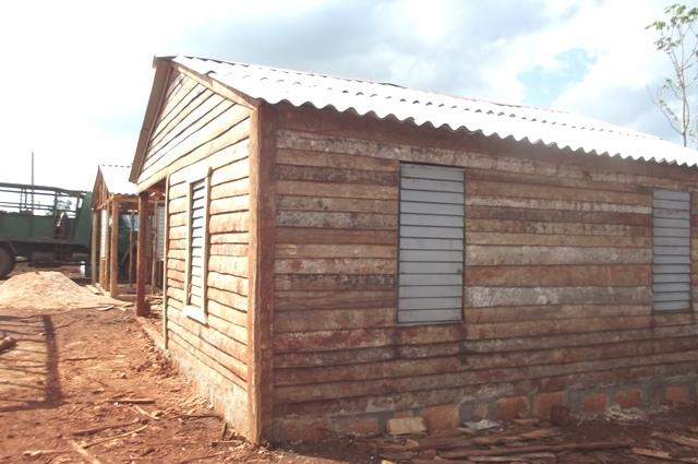Camagüey, nuevas viviendas entre las cañas