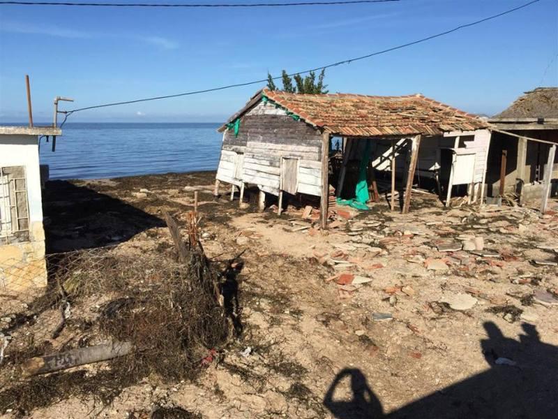 Tarea Vida en Playa Florida (+Audio y Fotos)