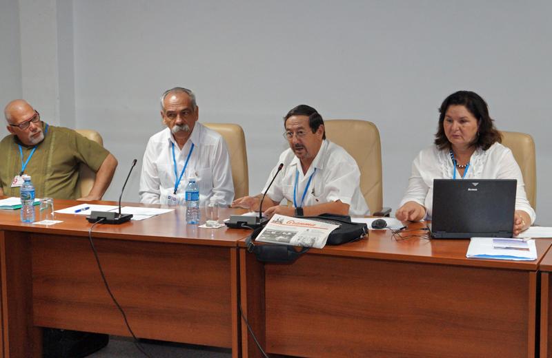 Evalúan el enfrentamiento al delito, la corrupción e ilegalidades en Cuba (+Audio y Fotos)