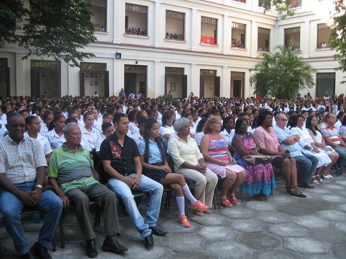Santiago: baluarte en la educación cubana