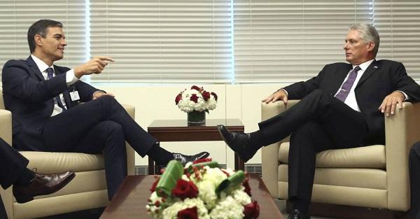 Díaz-Canel en ONU: amplia agenda de encuentros bilaterales