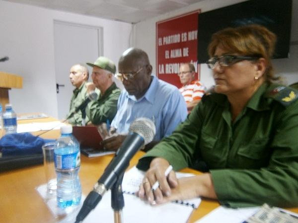 Analiza Salvador Valdés situación de Cienfuegos por tormenta Alberto
