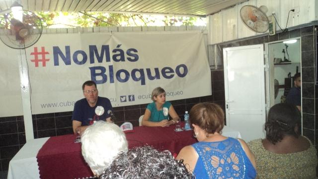 Denuncian severos daños del bloqueo estadounidense contra Cuba