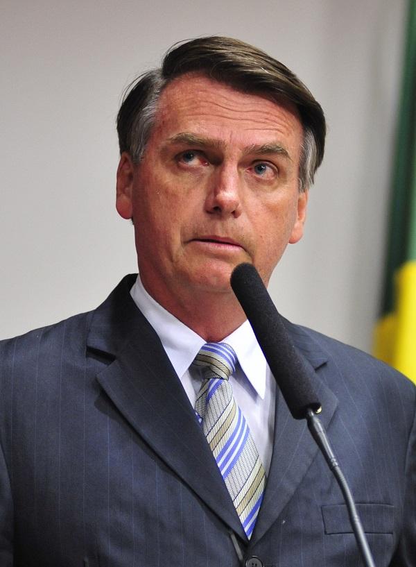 La calaña de Bolsonaro