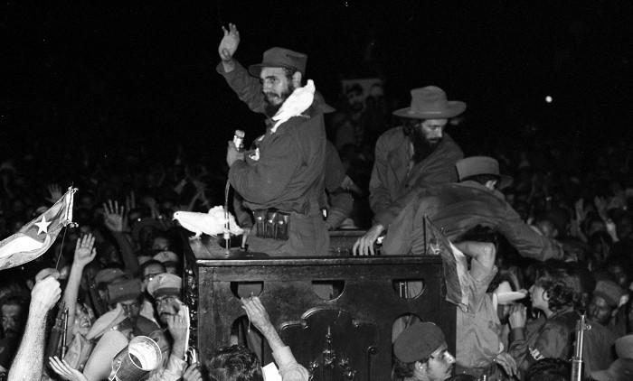 60 años de la entrada de la Caravana de la Libertad a La Habana