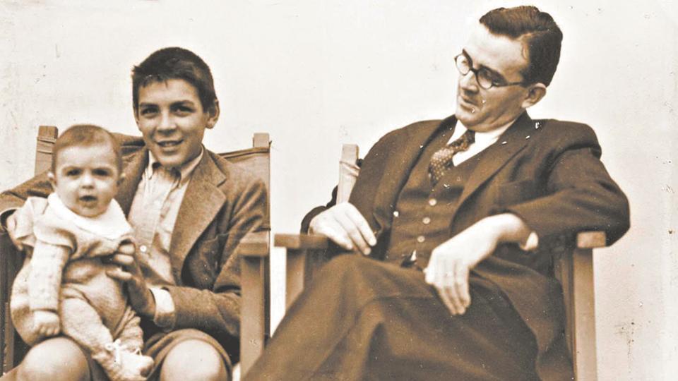 Aniversario 60 del reencuentro del Che Guevara con sus padres