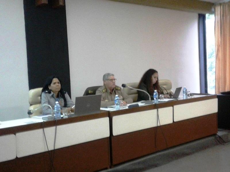En Audio: Sesiona Comisión de Defensa del Parlamento Cubano