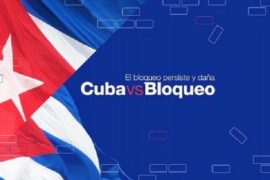Ocasiona el bloqueo serias afectaciones a la banca cubana