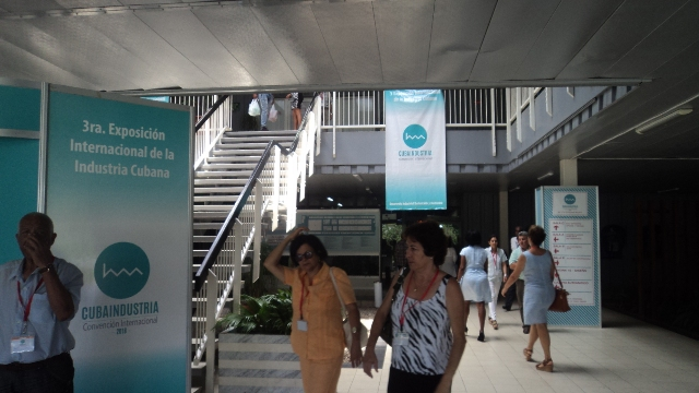 Quedó inaugurada Cuba Industria 2018