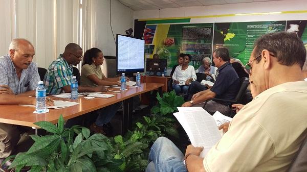 Proyecto de Constitución a consulta popular en La Habana