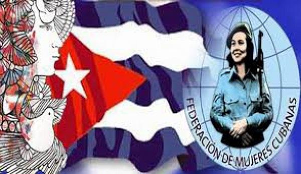 Reconoce Amarelle Boué el rol de las mujeres dirigentes cubanas