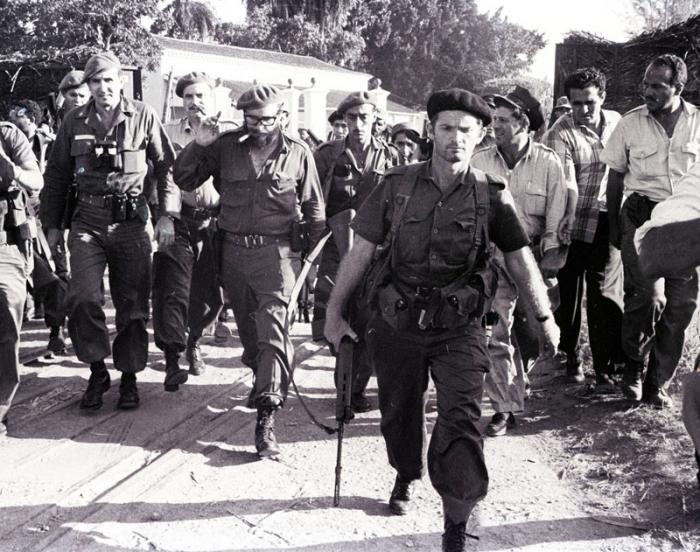 Los combatientes fueron a Girón a defender la Revolución Socialista
