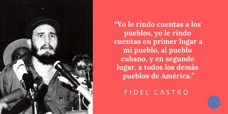 Fidel convoca a la Operación Verdad: aniversario 60