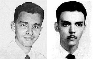 Frank y Josué País: hermanos de sangre y de guerra