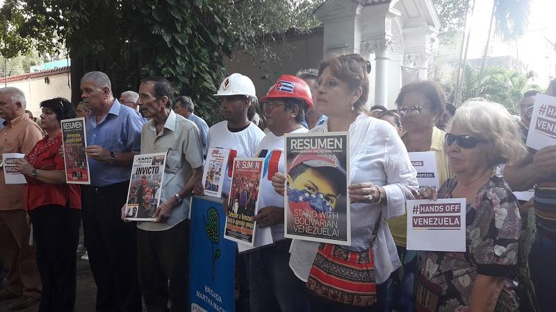 ICAP: los pueblos del mundo a favor de Venezuela