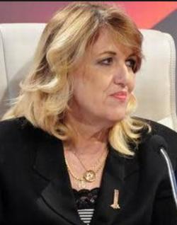 Irma Martínez Castrillón, Ministra-presidenta del Banco Central de Cuba