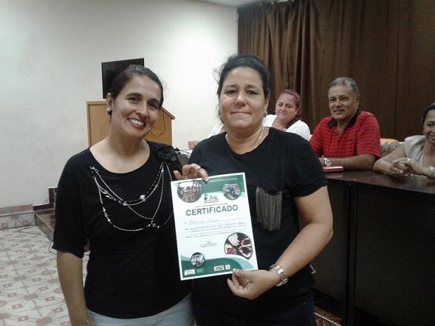 La Mujer Rural por un desarrollo pr�spero y sostenible