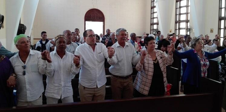 La Plataforma Interreligiosa Cubana defiende la unidad