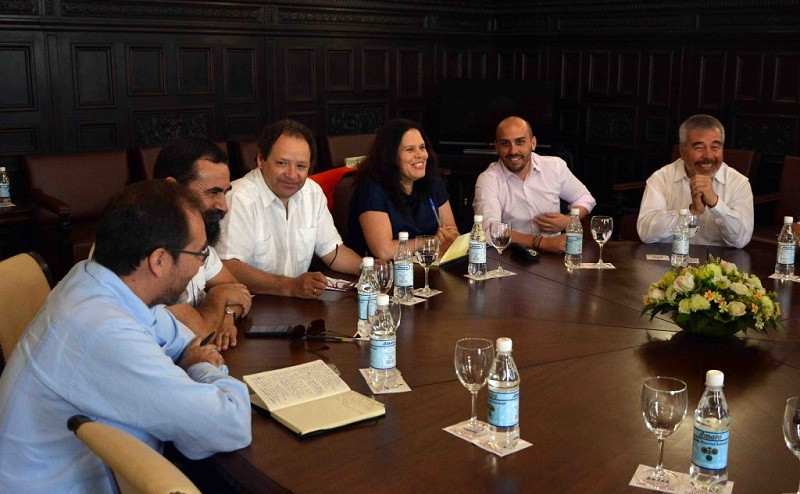 Diputados chilenos inician visita oficial a Cuba