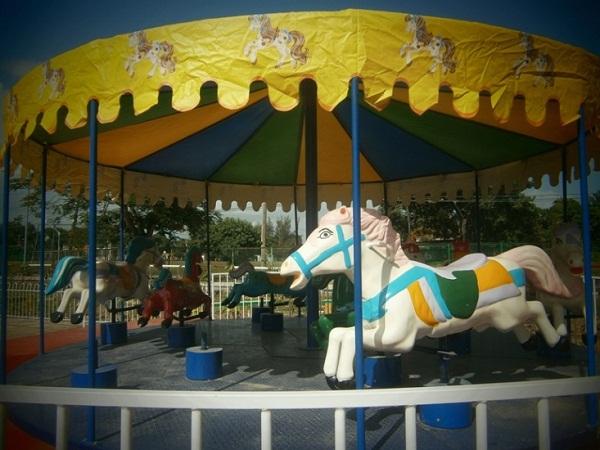Entregará Cienfuegos moderno parque de diversiones por el 26 de Julio