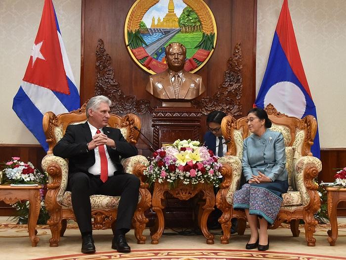 En Audio: Cuba y Laos fortalecen sus nexos