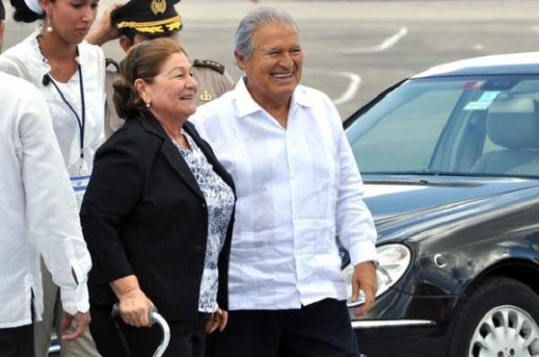 Le Président de la République du Salvador est arrivé à Cuba