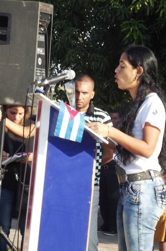 Camilo vive en el pueblo de Camagüey