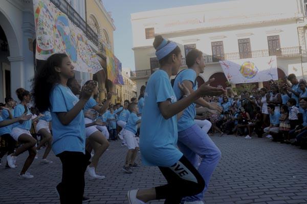 Reconoce Unicef labor de Cuba en pos de los derechos de los niños