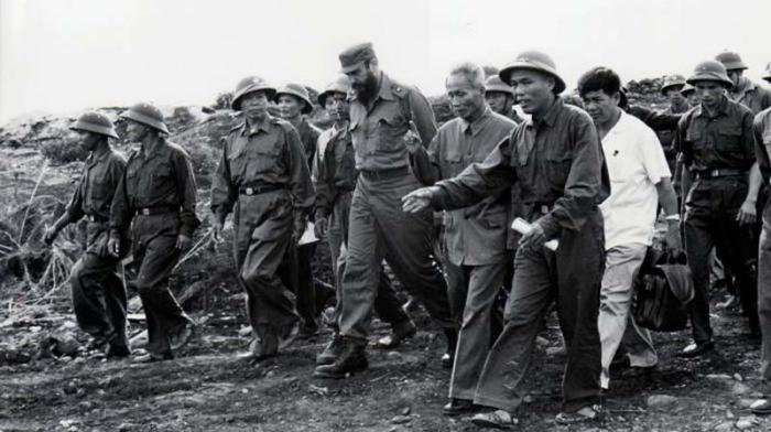 Conmemoran visita de Fidel a Vietnam en Ciego de Ávila