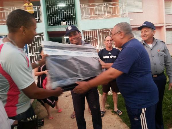Restituyen en La Habana bienes a víctimas de robo con fuerza