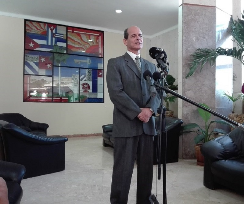 Rechaza Cuba sanciones de Estados Unidos contra Nicaragua
