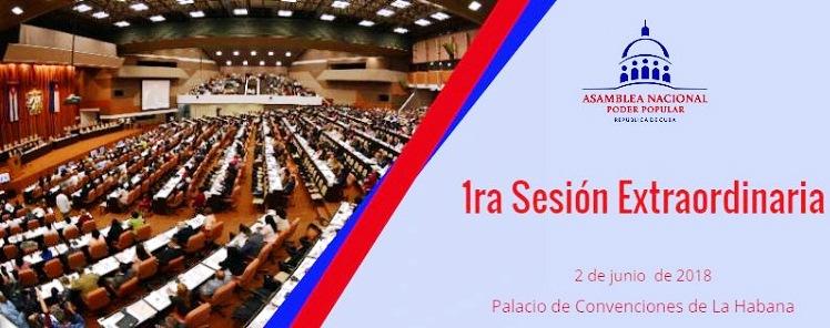 Transmitirán Sesión Extraordinaria de la Asamblea Nacional