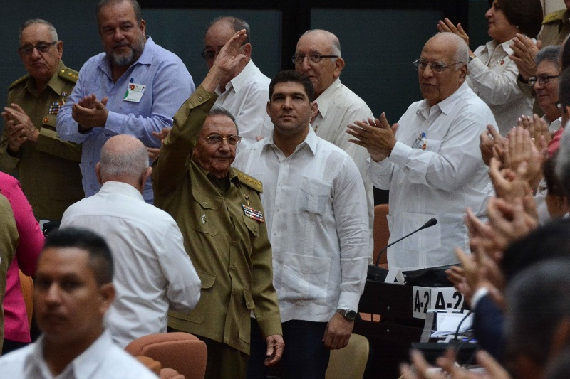 Inicia sesión extraordinaria del Parlamento cubano