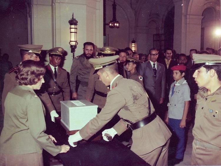 Aniversario 90 del asesinato de Julio Antonio Mella