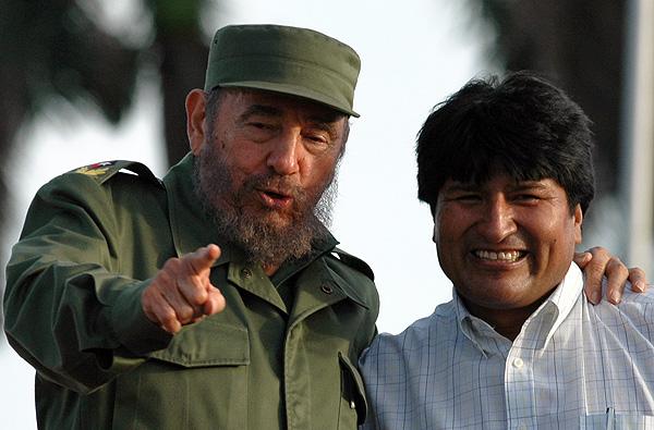 Cuba y Bolivia: símbolo de verdadera integración