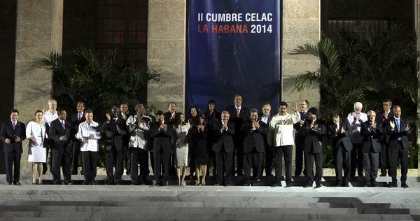 Foto de Familia de la II Cumbre de la CELAC. Foto: Ismael Francisco