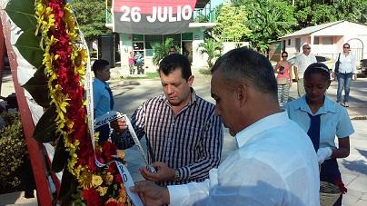 Centenario del natalicio del líder azucaro Amancio Rodríguez
