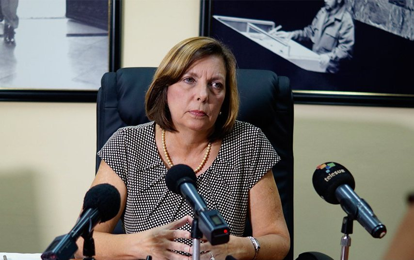 Josefina Vidal Characterized New US Measures against Cuba as a Setback