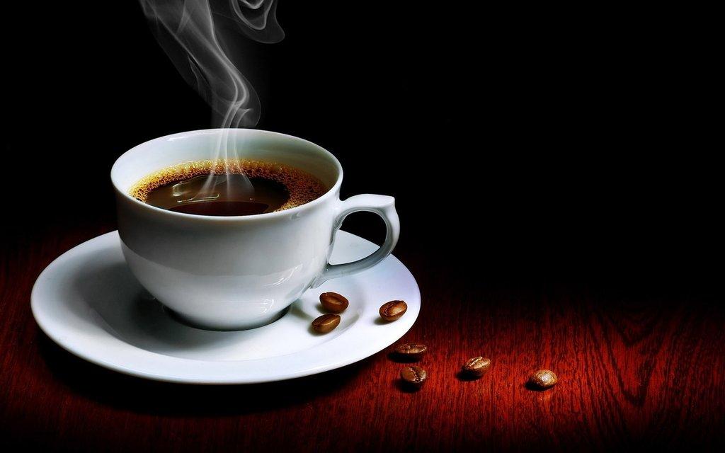 Si prepara café...